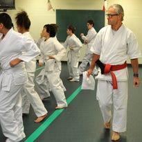 P.E. gets a kick from Kirby martial arts teacher