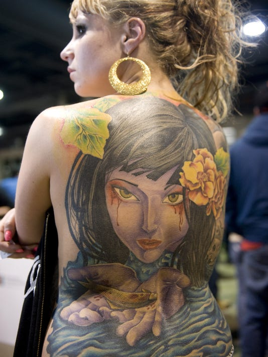 Philadelphia Tattoo Arts Convention
