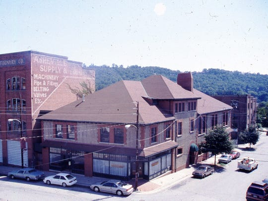 The YMI Drug Store, courtesy of Black Highlander Collections, Ramsey Library, UNC Asheville.