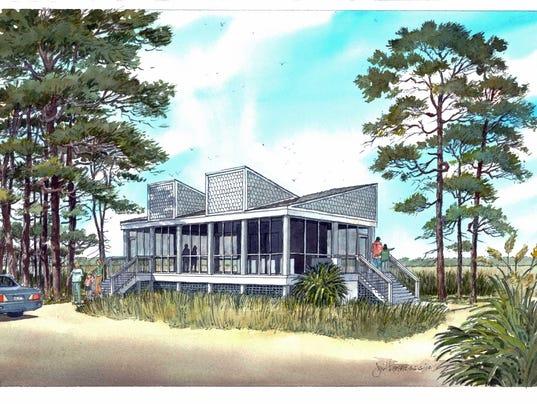 Museum of Chincoteague Island Legacy Pavilion