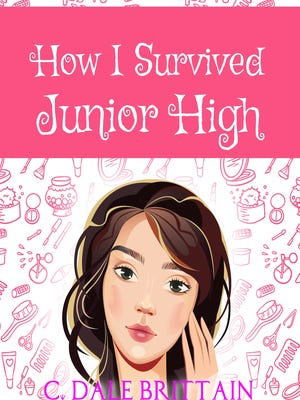 """""""How I Survived Junior High"""" is available from all major online bookstores."""