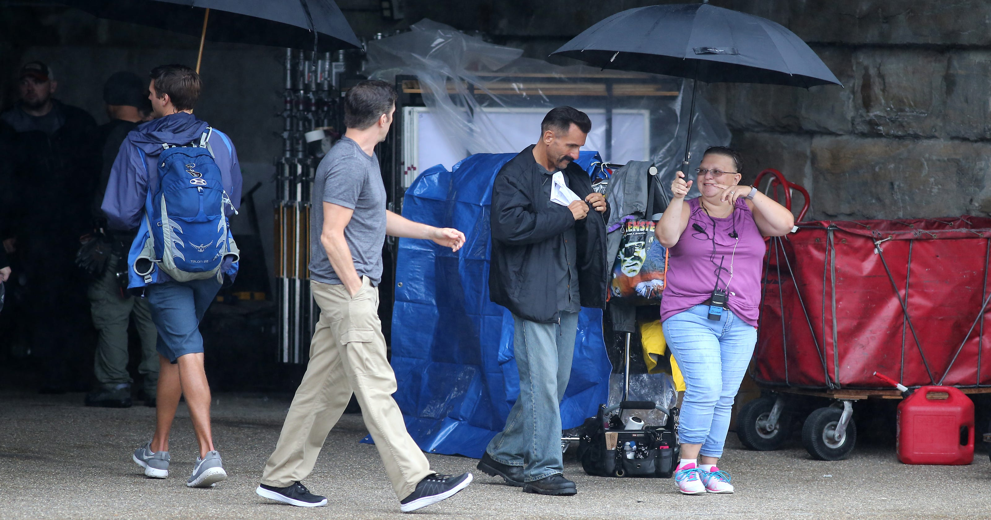 Bruce Willis Action Movie Reprisal Shot In Cincinnati