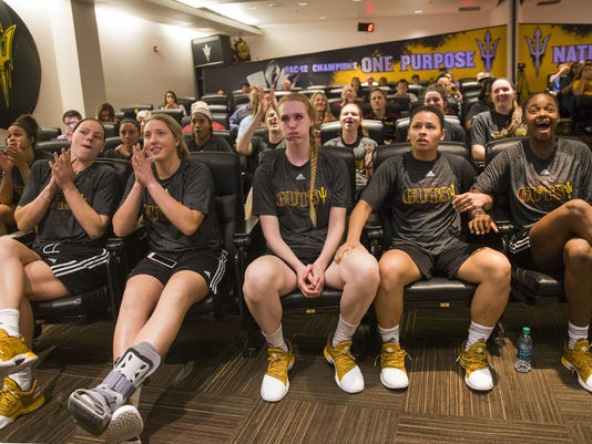 ASU NCAA Selection Show