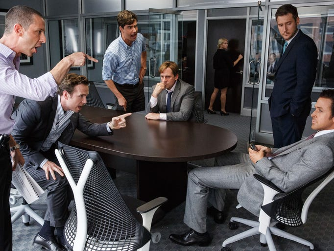 Best picture: 'The Big Short' examines the 2008 housing