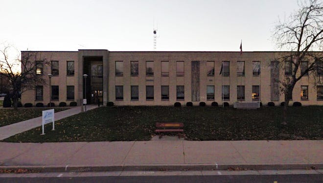 Trempealeau County Courthouse.