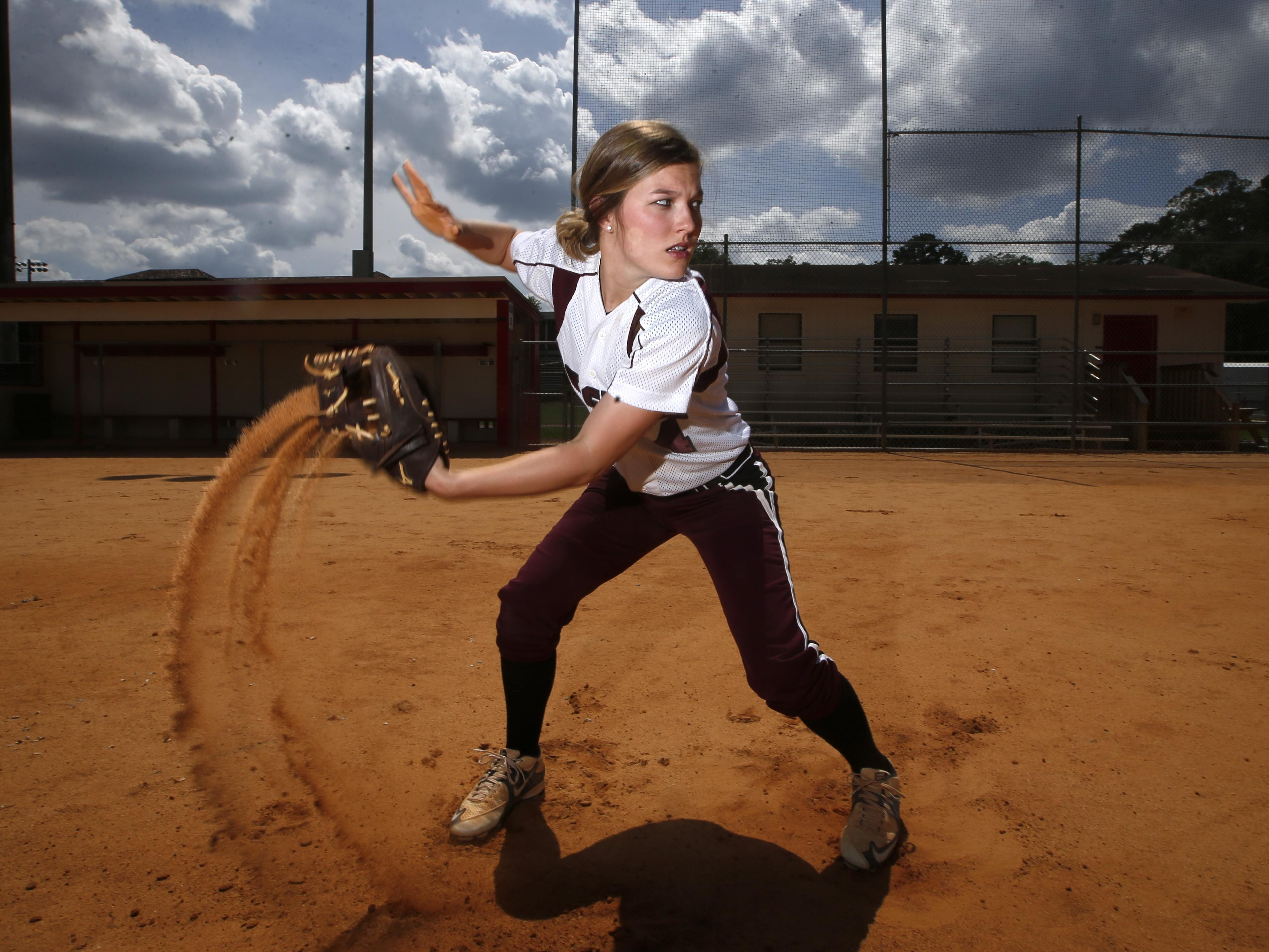 Madison County senior Hope Smith, the 2015 All-Big Bend Player of the Year