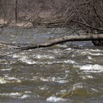 With water levels and current speeds rising, river-goers should proceed with caution