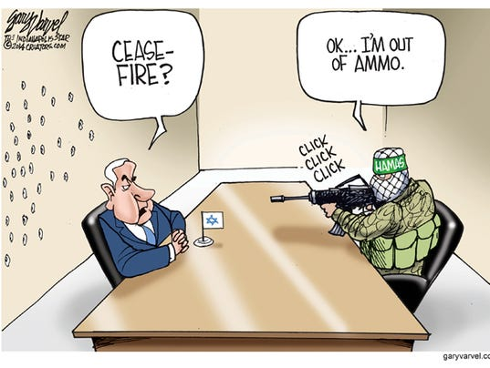 Middle East Cease Fire