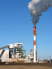 This Feb. 26, 2015 photo shows the Lewis and Clark Power Station near Sidney. Montana Dakota Resources sought then to raise its electricity rates 21 percent for thousands of customers in eastern Montana, in part to cover the cost of new pollution controls at its power plants in Montana and South Dakota, including the Lewis and Clark facility. The plant will be closed next year.