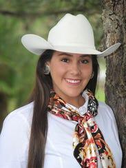 Sylvana Talamantes – Miss Tuolumne County Sheriff Posse