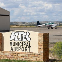 Aztec commission will discuss airport improvements