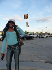 """Of course you have to enjoy yourself and party. A party makes the Dream Cruise,"" said Shantique Morrow, 21, of Detroit."