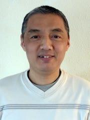 UW-Sheboygan Associate Math Professor Yongjun Yang