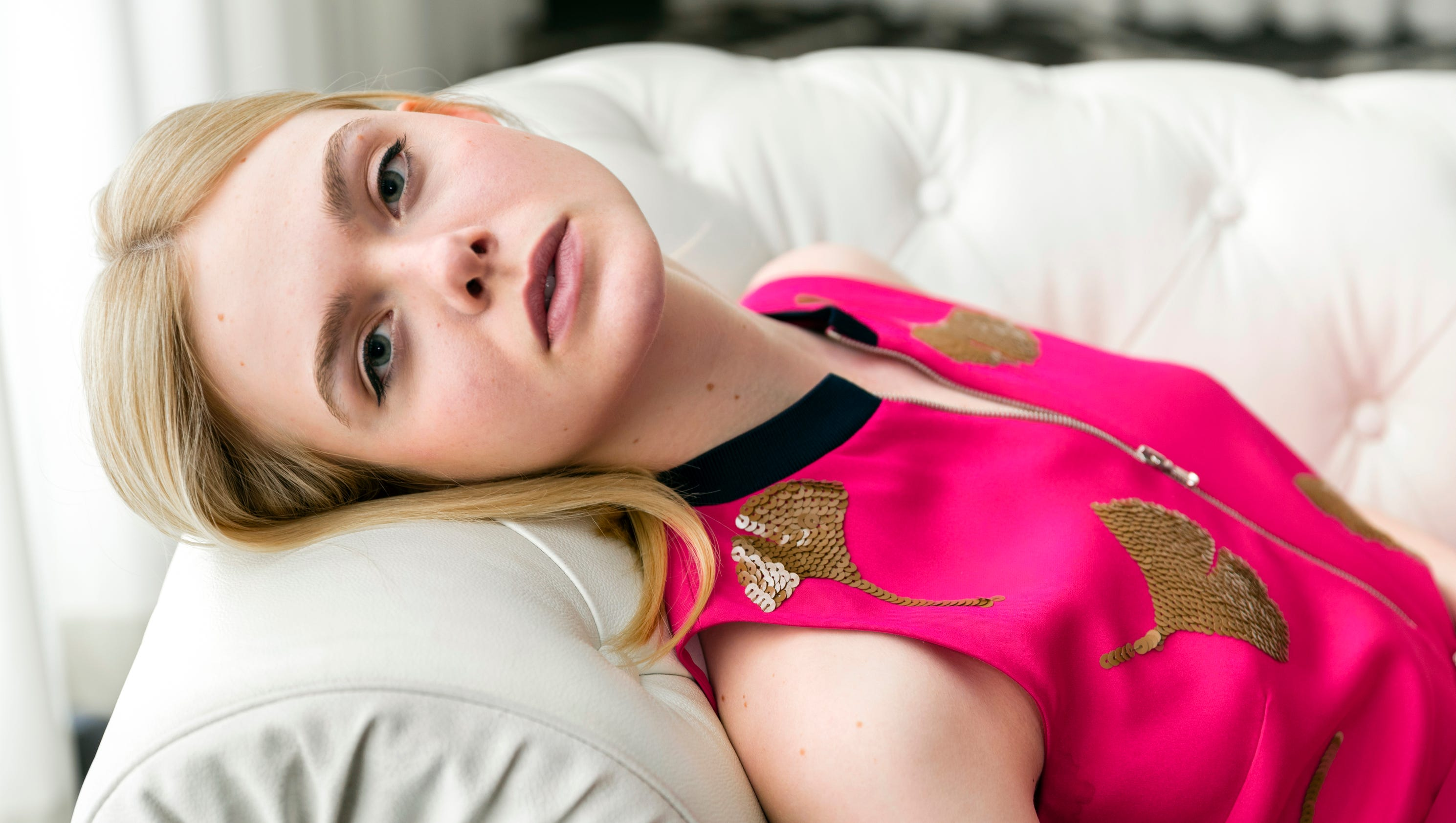 Elle Fanning Graduates To Darker Roles In Neon Demon