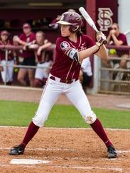 Florida State senior infielder Ellie Cooper has provided