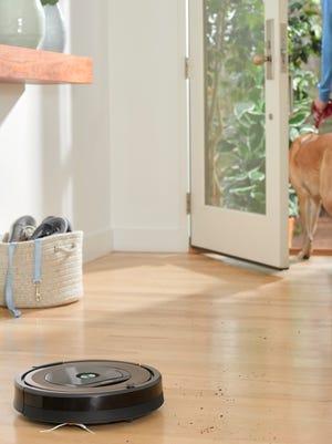 The iRobot Roomba 890 allows for remote control through Amazon Alexa or a smartphone app.