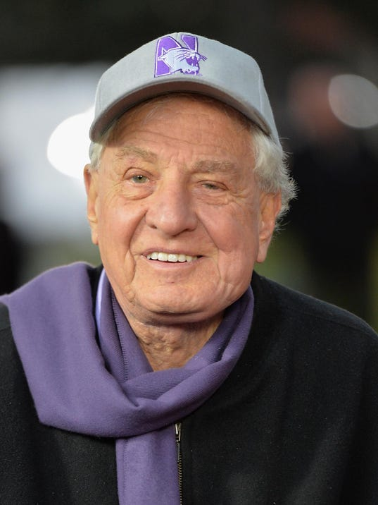 FILE: Director Garry Marshall Dies At 81