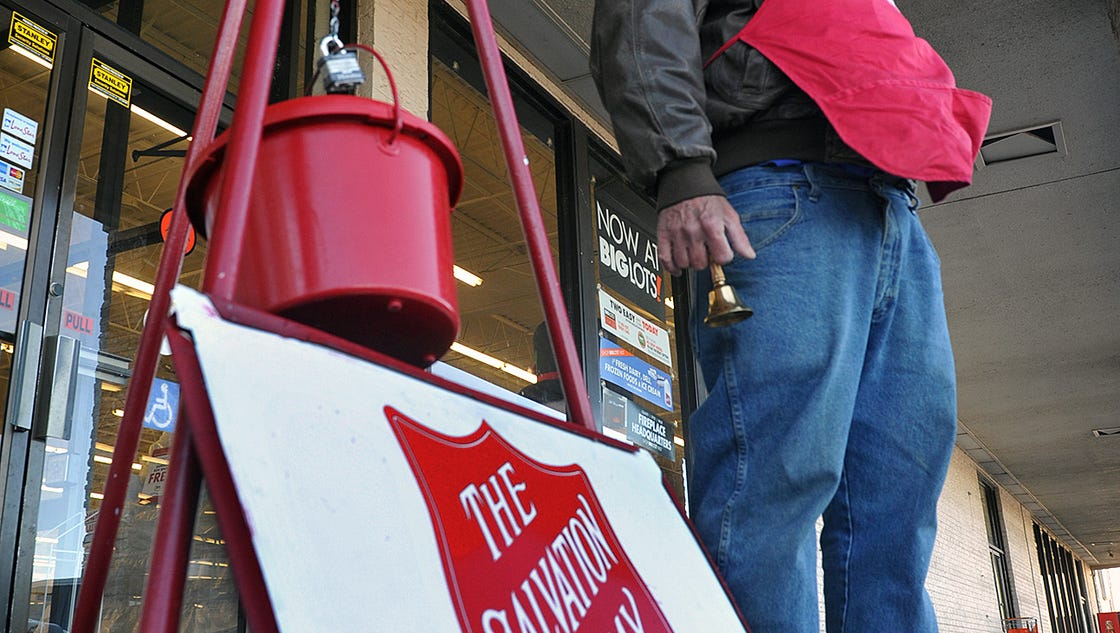Corpus Christi Salvation Army Behind On Christmas Donations