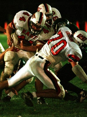 Green Bay East vs. Green Bay Preble from 1998.
