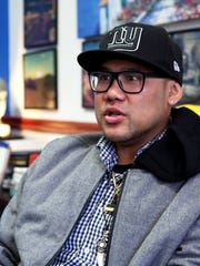 """Tony Chhim, 31, talks about his upcoming kidney transplant surgery and his donor, Taylor Tagg of Memphis, Tennessee, who is a friend of his father. """"It's like winning the lottery twice,"""" Tony said. """"There had to be something greater than us that put Taylor in dad's path to me. It's too much of a coincidence just to be coincidence."""""""