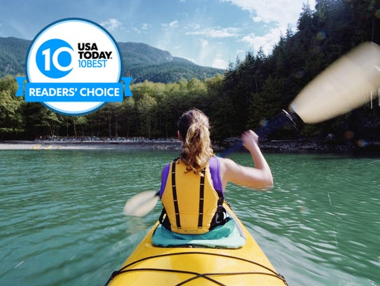 Vote once per day for your favorite recreational lake