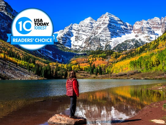 Where's your favorite destination for hiking? Vote