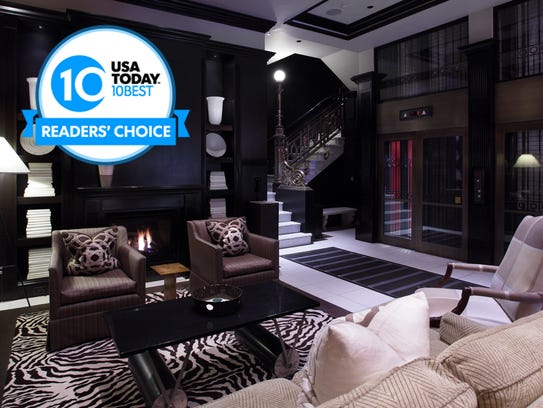 Vote for your favorite romantic boutique hotel in the