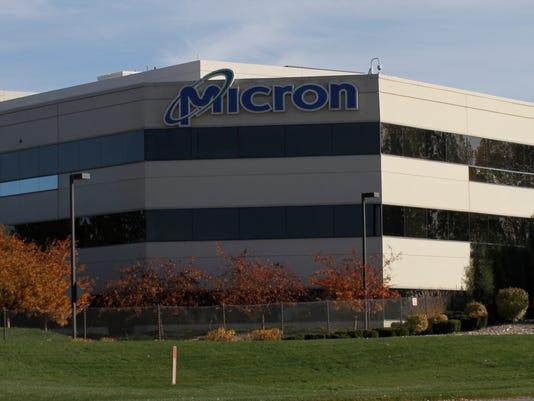 Report: China company bids $23B for Micron
