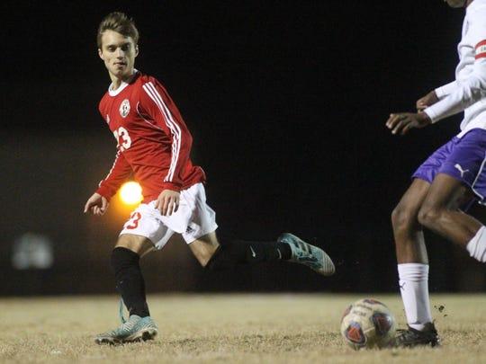 The Leon boys soccer team advanced past Gainesville