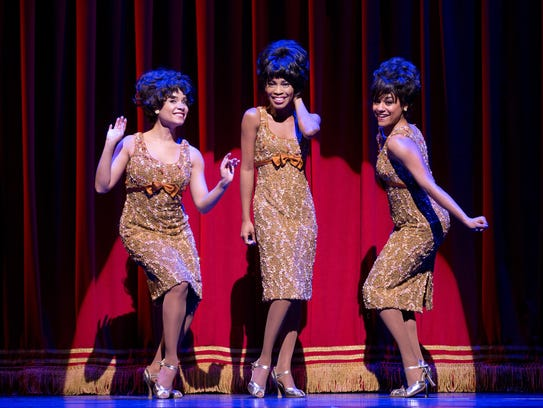"""Motown the Musical"""