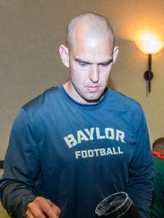 Chris Ruf, Baylor's Director of Athletic Performance.