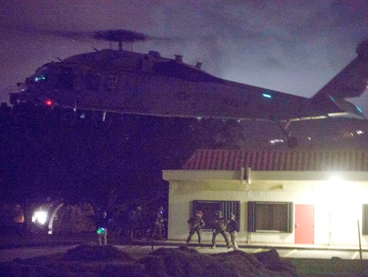 31st MEU Maritime Raid Force refines urban tactics