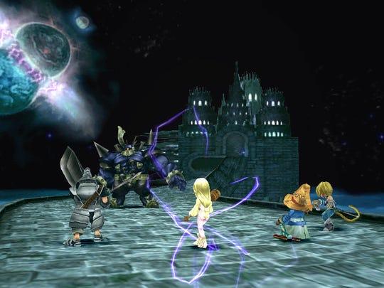 Final Fantasy IX Remastered, PS4.
