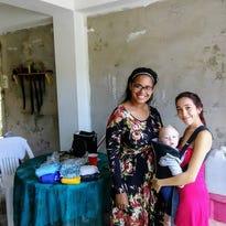 Hurricane Katrina survivor gives back to Puerto Rico