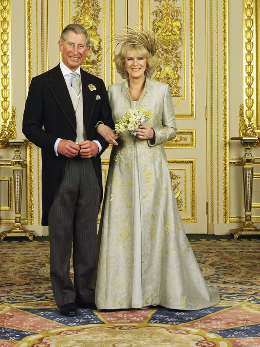 FILE - 10 Years Since Prince Charles And Duchess of Cornwall Married