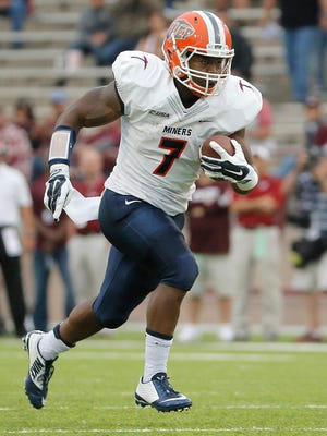 UTEP's LaQuintus Dowell is becoming the special team's ace.