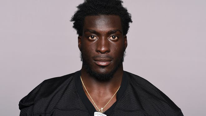 This is a 2016 photo of Senquez Golson of the Pittsburgh Steelers NFL football team.