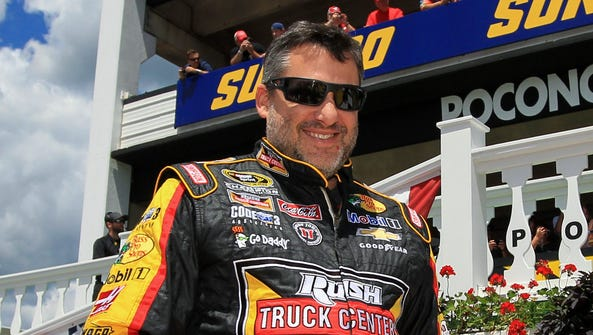 Tony Stewart's final season is coming to a close.