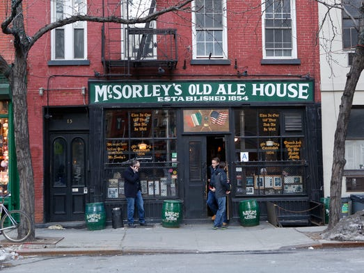 McSorley's Old Ale House has staked a claim as New