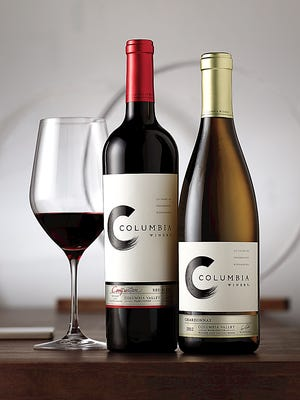 Columbia Winery's winemaker, Sean Hails, aims to make wines that pair well with food.
