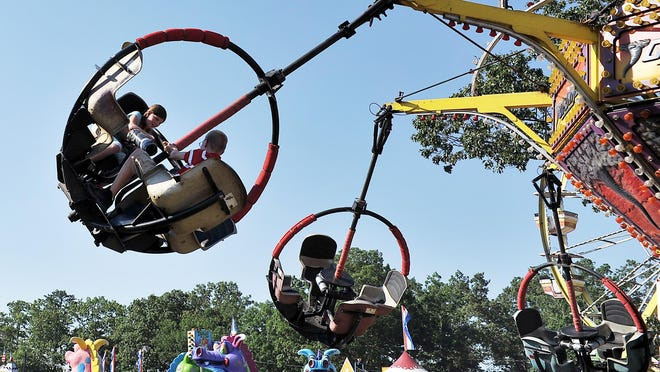 The Cumberland County Fair will be held July 9-11 at the county fairgrounds.