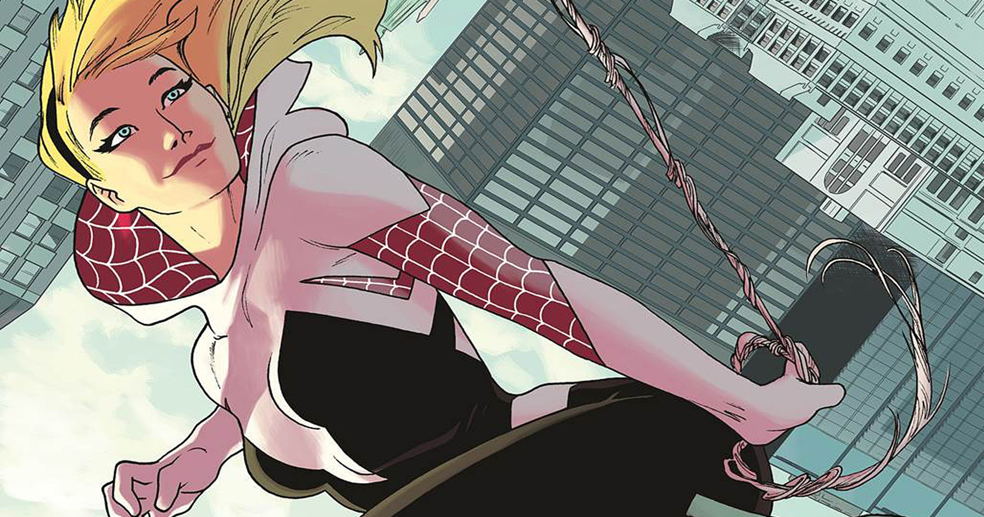 'Spider-Gwen' puts female spin on an icon