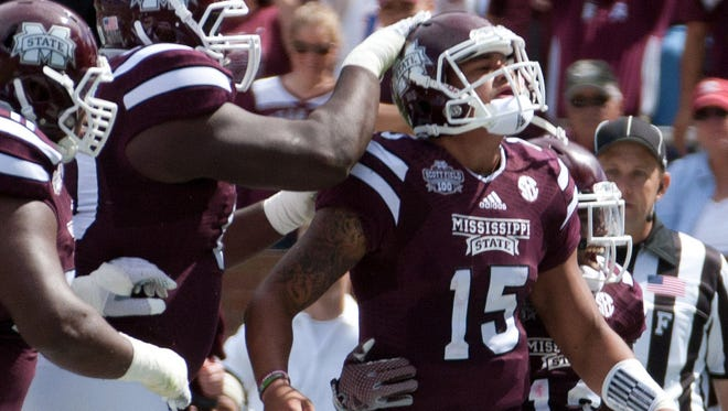 Dak Prescott and Mississippi State look to keep their momentum going and pull off their biggest upset yet.
