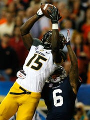 Missouri wide receiver Dorial Green-Beckham.
