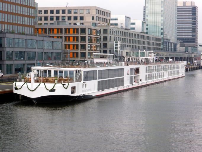 Viking River Cruises? Viking Skirnir is one of forty