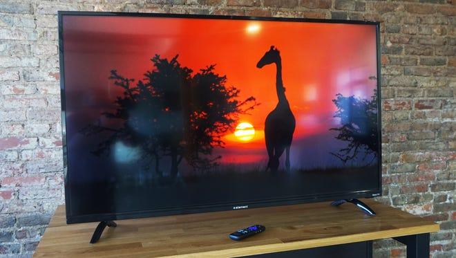 Element Roku TV 4K/HDR smart TV