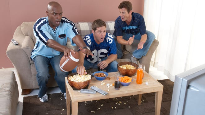 Planning ahead can help remove some of the mess and stress from an annual Super Bowl party.