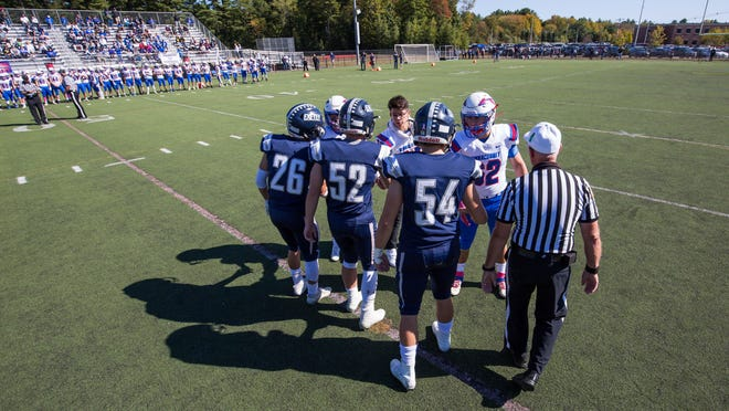 After a week full of home-and-home competition, the football teams from Exeter High School and Winnacunnet will resume their longstanding rivalry on Friday night in Hampton.