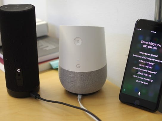 Alexa on Amazon Tap, Google Assistant on Google Home, and Siri on an iPhone: A medley of voice assistants are crowding our home.