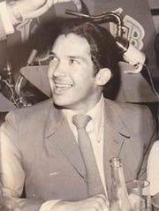 Marcela Gomez's parents — Colombian Air Force Capt.
